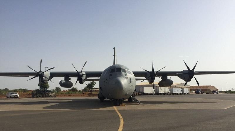 Lockheed Martin C-130J Super Hercules Aeronautica Militare Italia