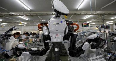spazio-news.it Industria Lavoro robot