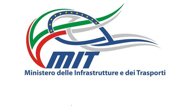 Spazio-News.it Logo Ministero dei Trasporti Mit