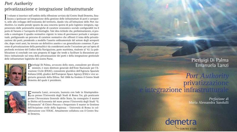 Spazio-News Centro Studi Demetra evento
