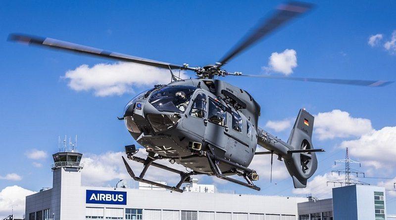 Spazio-News Magazine Airbus Elicottero H145M