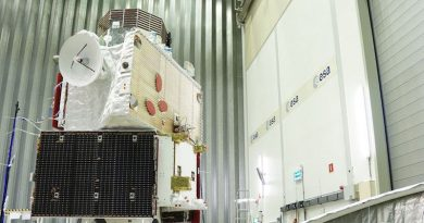 Spazio-News Magazine Bit-Colombo satellite Mercurio spazio
