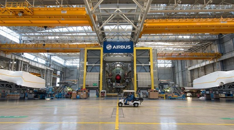Spazio-News.it Airbus Factory 800x445