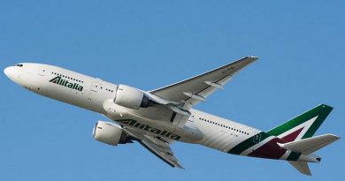 Spazio-News.it - Alitalia B777 800 x 445