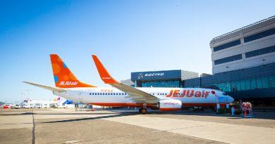 Spazio-News.it Boeing 737-800 Jeju Air