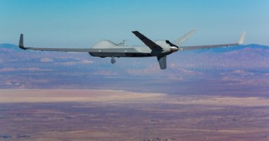 Spazio-News.it Drone MQ-9B Leonardo General Atomics Aeronautical Systems