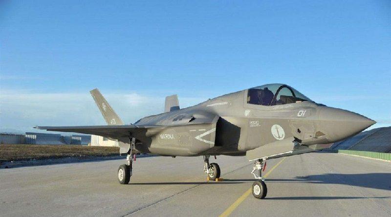 Spazio-News.it F-35 AMI Italia caccia
