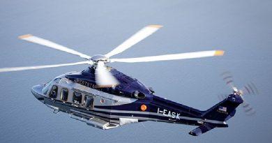 Spazio-News.it - Leonardo AW139 elicottero 800 x 445