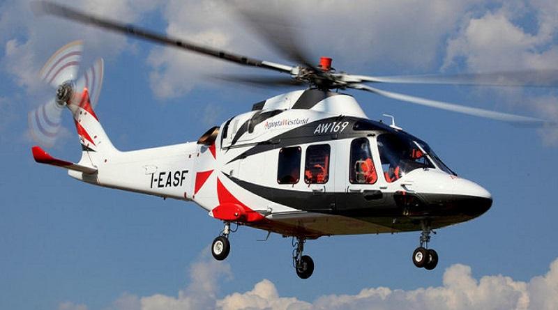 Spazio-News.it - Leonardo elicottero AW169 800 x 445