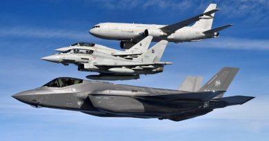 Spazio-News.it esercitazione militare f-35 + eurofighter 800x445