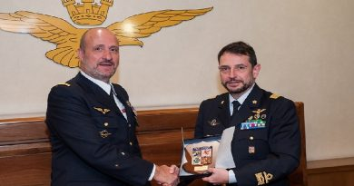 Spazio-News.it -incontro AMI - FRENCH AIR FORCE
