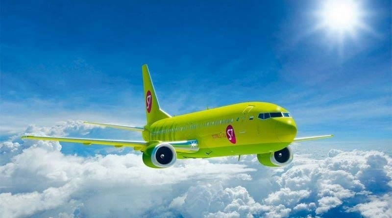 spazionews.it S7 Airlines Aereo