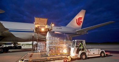 spazio-news.it IATA Cargo