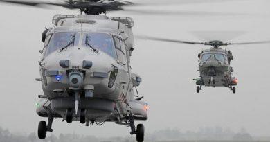 Leonardo Elicottero NH90