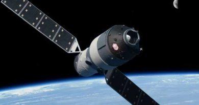 SpazioNEWS Magazine Stazione Spaziale satellite space