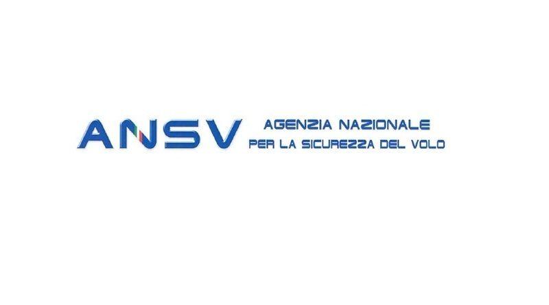 New - ANSV Agenzia Nazionale Sicurezza Volo Logo Sazio-News.it