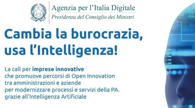 Agenzia per l'Italia Digitale - cambia la burocrazia usa l'intelligenza - Spazio-News Magazine