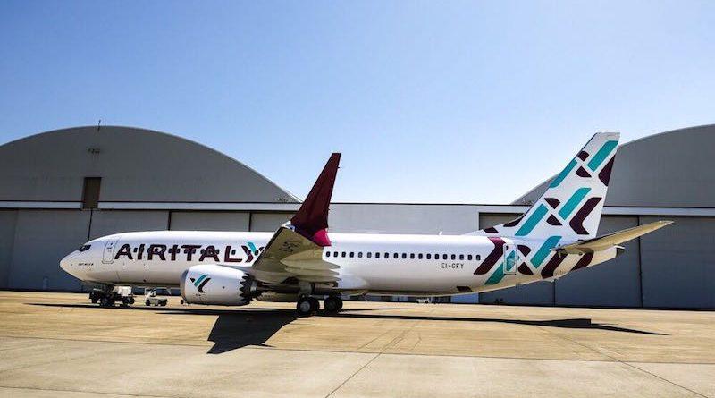AirItaly_B737-MAX8_Spazio-news
