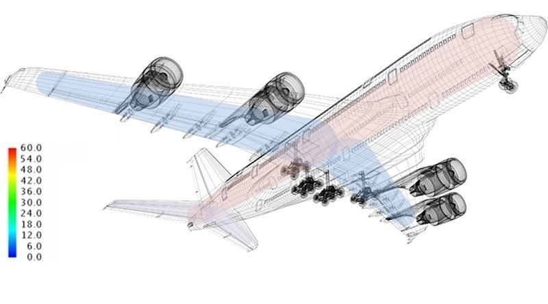 Boeing B777 CAD Spazio-News.it