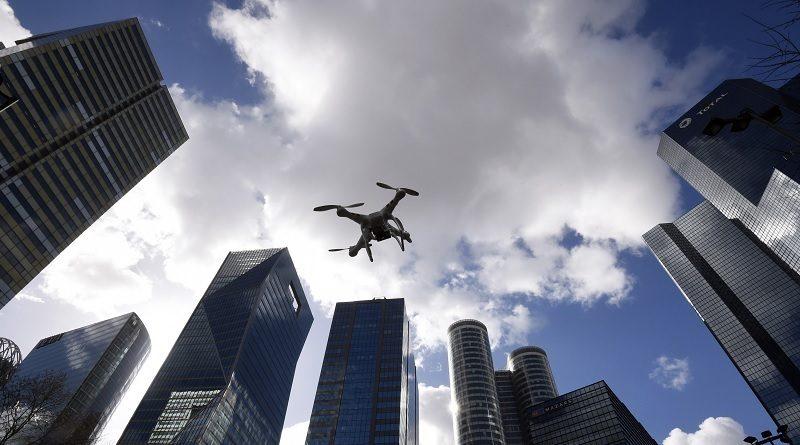 UTM Drone ATM traffic city Spazio-news.it
