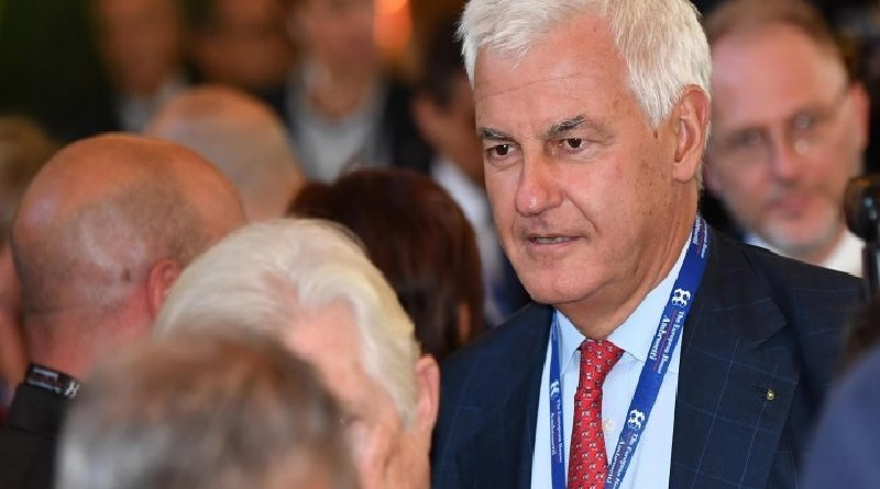 Forum Ambrosetti Leonardo Alessandro Profumo