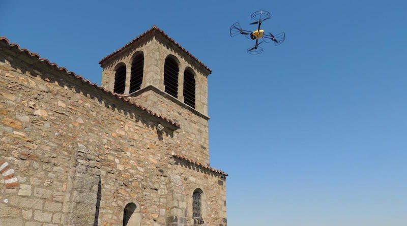 ISA_Drone_beniculturali_Spazio-news