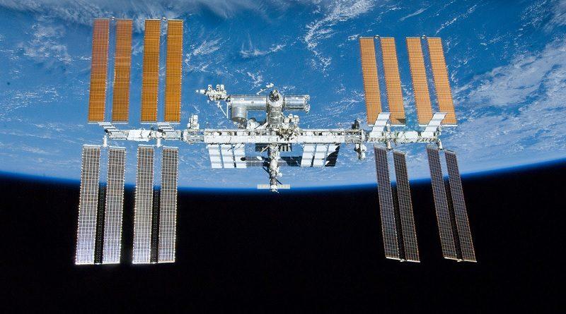 International Space Station ESA ASI Spazio Stazione Internazionale Spaziale - ISS