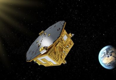 Laser Interferometer Space Antenna - LISA Pathfinder Spazio-news.it