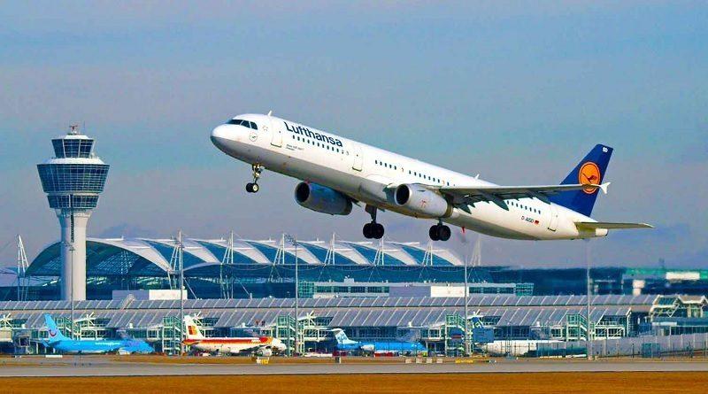 Lufthansa Traffico Aereo aeroporto spazio-news.it