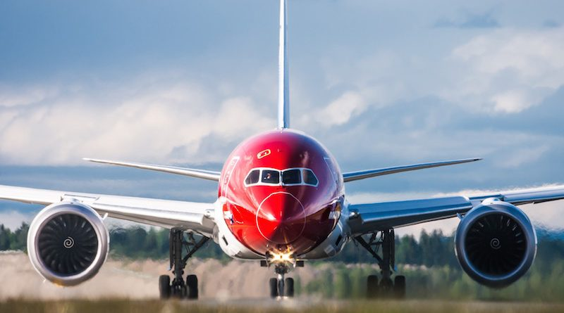 Norwegian_dreamliner_Spazio-news