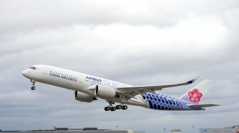 A350-900-China-Airlines_Spazio-news