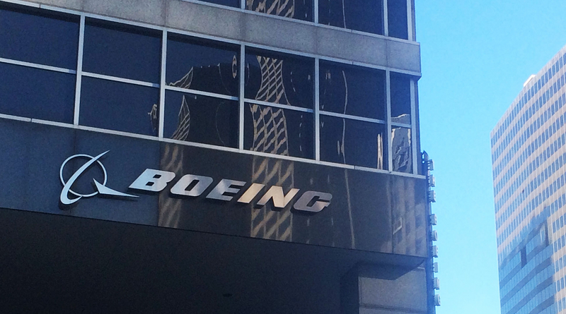 Boeing Head Quarter USA
