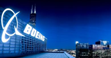 Boeing Headquarter USA building
