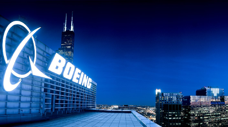 Boeing Headquarter USA building