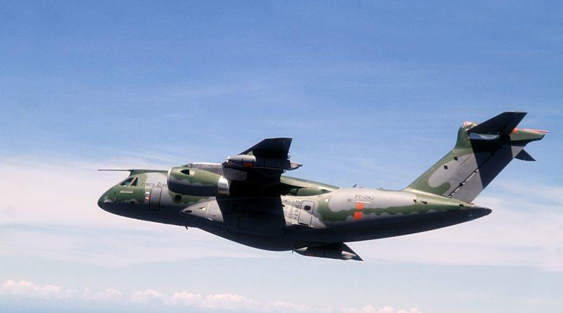Embraer_KC-390_Spazio-news