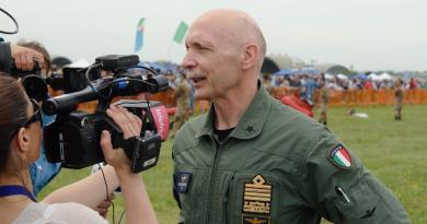 Generale di Squadra Aerea Enzo Vecciarelli Capo di Stato Maggiore della Difesa Spazio-News.it