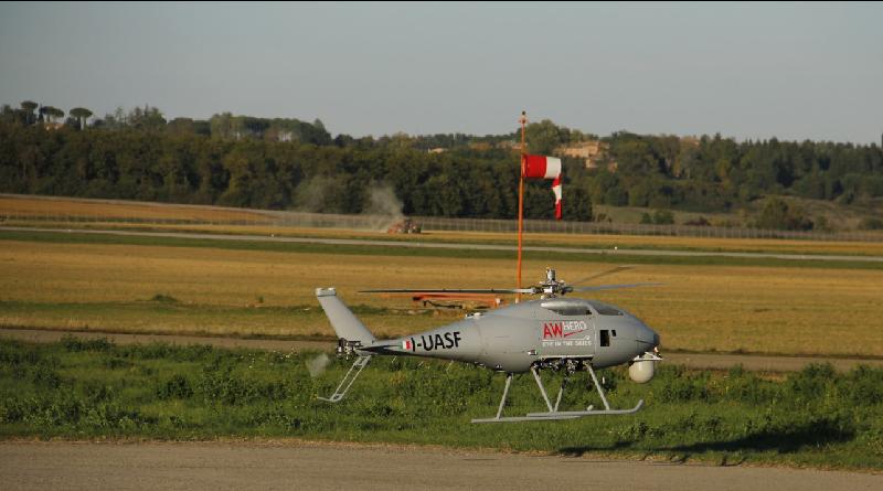 Leonardo Hero IDS RUAS Drone SAPR UAV AWHERO Sistemi Dinamici Spa