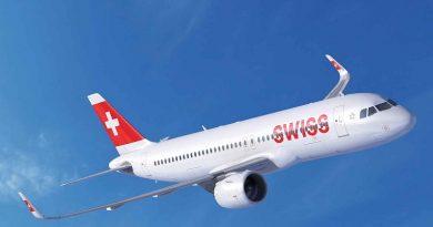 Swiss Air Lines Lufthansa Group Airbus A320Neo A321neo Spazio-news.it