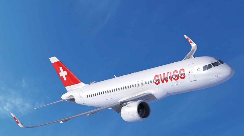 Swiss Air Lines Lufthansa Group Airbus A320Neo A321neo Spazio-news.it