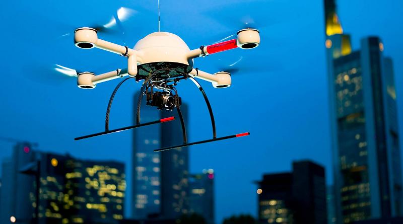 UTM U-Space Drone
