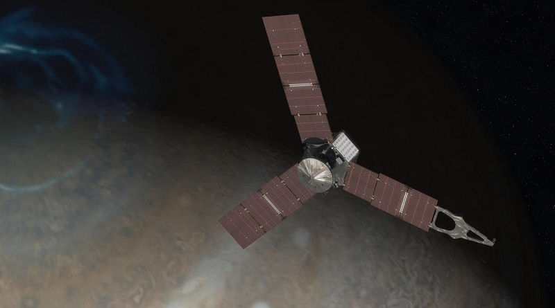 sonda Juno Nasa Giove spazio
