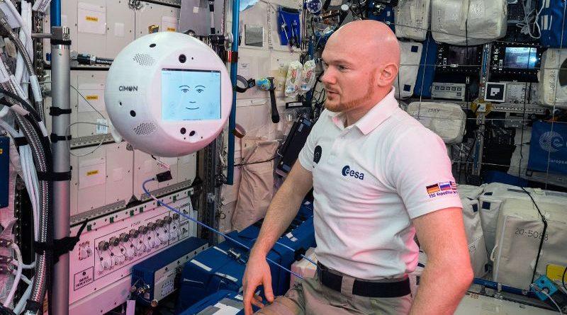 CIMON_ESA_spazio-news