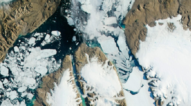 Clima ghiacciai riscaldamento globale iceberg Groenlandi