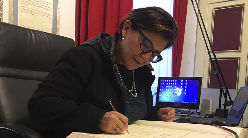 Elisabetta Trenta Ministro della Difesa