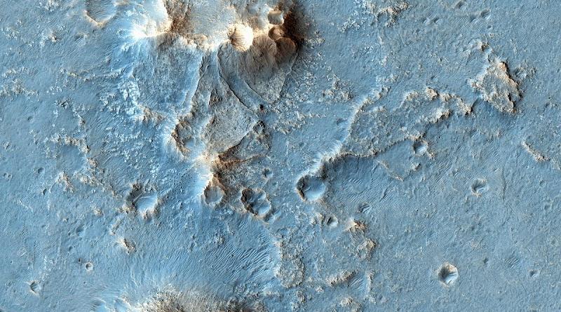 Oxia Planum 2021 rover ExoMars Marte