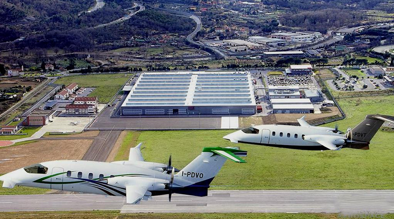 Piaggio Aerospace P-180 Spazio-News.it