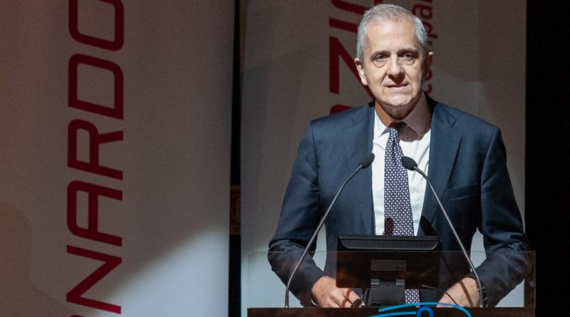 Telespazio Amministratore Delegato Luigi Pasquali