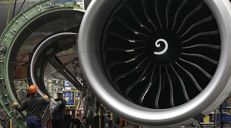 Motore aereo industria aeronautica lavoro spazio-news.it