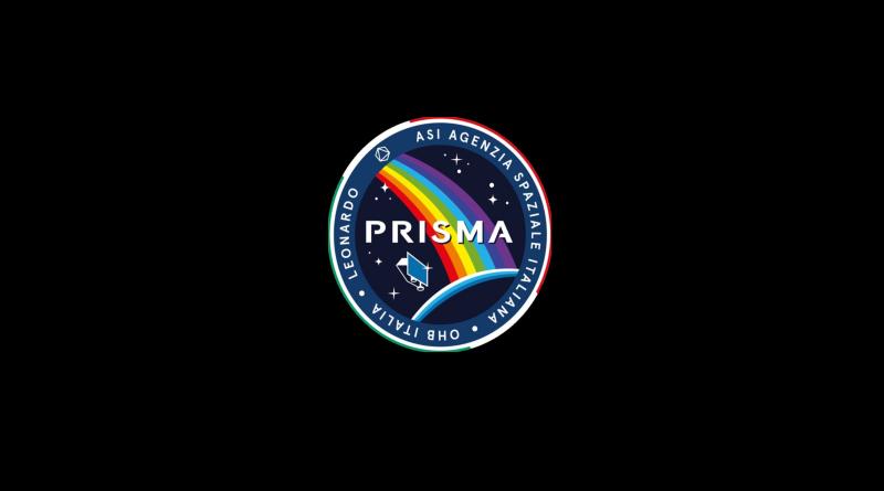 ASI - Agenzia Spaziale Italiana logo della missione PRISMA satellite spazio-news.it