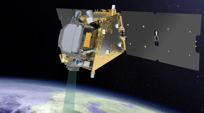 Thales Alenia Space Leonardo programma satellitare Flex Fluorescence E...